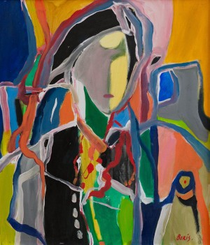 'A Girl's Portrait', 2004
