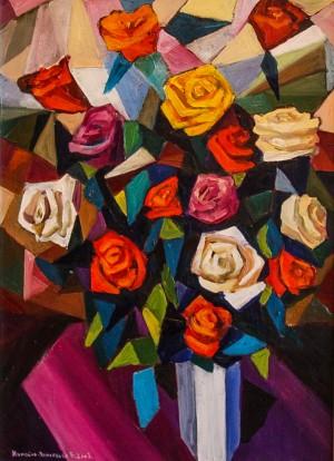 Манайло-Приходько В. 'Троянди', 2007