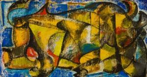 F. Seman, Still life, 1975
