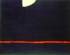 Навкруг опівночі V, 1994, п.о., 150х180
