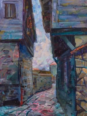 T. Ivanytska Street of Nesebar ', 2014
