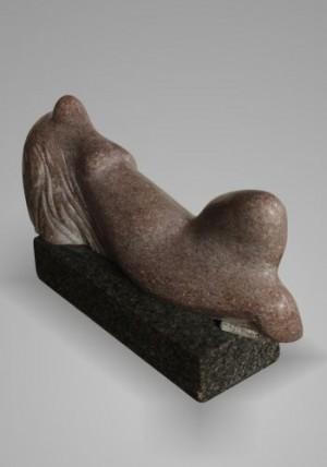 Тиса, 2016, мармур, граніт, 41х22х11