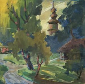 Левадська Е. Музейний затишок