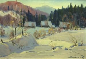 Зима, 1982