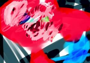 Абстракція, як вона є, 2016  програма Paintstorm.