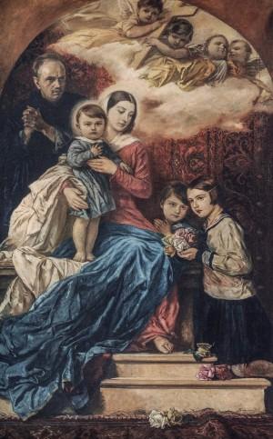Святе сімейство, 1934 – 1935, 190х116