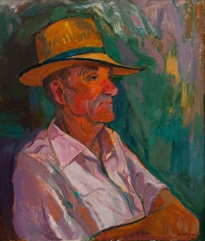 A. Kovach 'Father's Portrait'