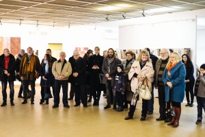 ANNIVERSARY EXHIBITION OF S. BIBA IN UZHHOROD