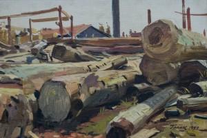 Logs, 1953