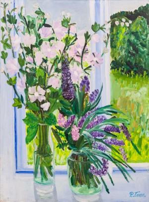 'Квіти у вікні', 1972