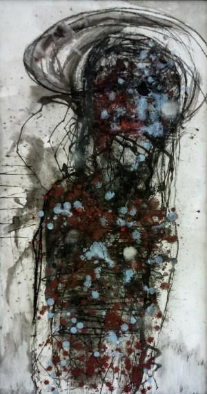 P. Hrytsiuk Triptych Feeling, 2017