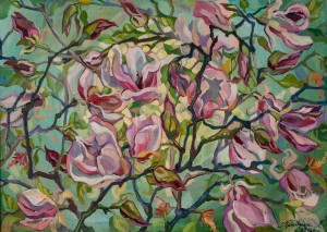 'Magnolias', 2010