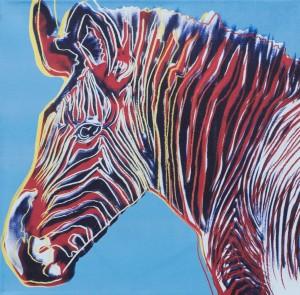 Grevy's Zebra,1983