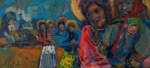 A. Kopryva 'Gypsy Madonnas'