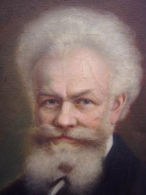 Portrait of Mihály Munkácsy , 1909