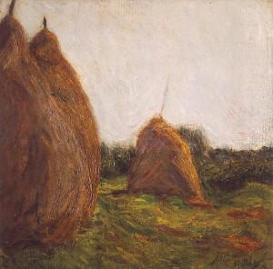 Haystacks, 1912