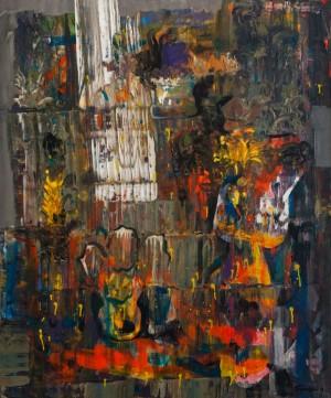 'Вечірній натюрморт', 2017