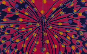 Метелик, 2016, п.а., 50х80