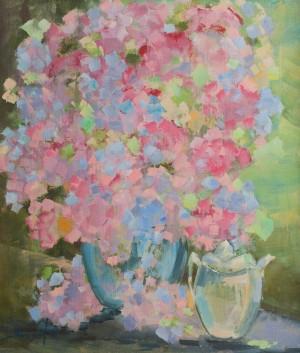 O. Kashshai 'Spring Flowers'