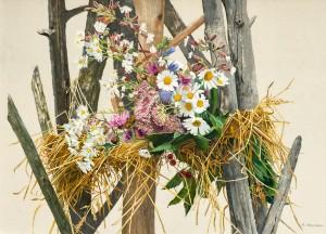 A. Landovska Wreath'