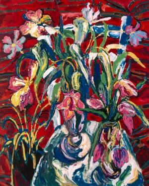 Тюльпани, 2008, п.о., 120х100