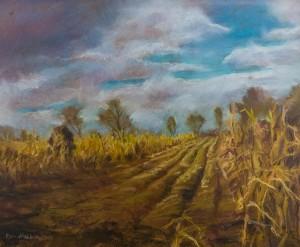 M. Malesh. Corn Field