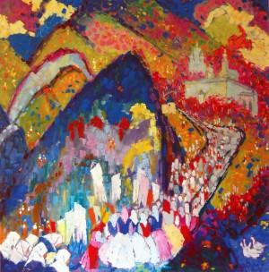 Праздник Богородиці, 2011