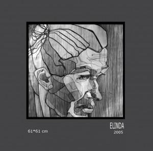 Елінда, 2005, 61х61