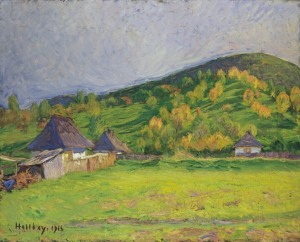 Hillside In The Morning Light, 1916