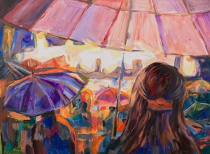 T. Ivanytska Concert In The Rain', 2017