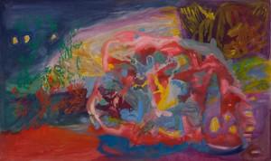 'Астероїд', 2010, 60х100