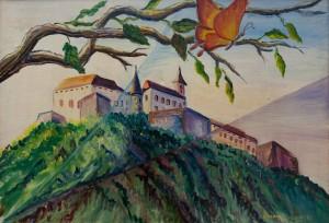 Мецгер О. 'Замок влітку'