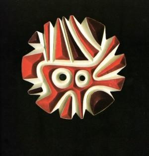Композиція, 1990, шт.камінь, тонування, 33х33