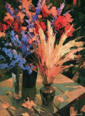 Still Life, 2007, 95x70