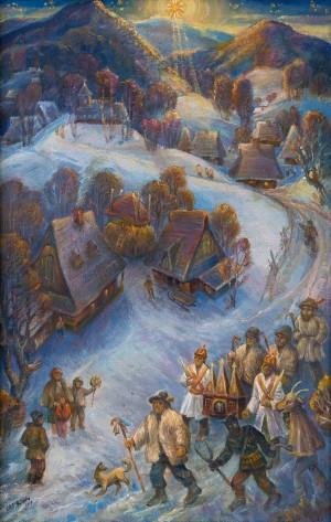 M. Kinch Koliada On Verkhovyna'