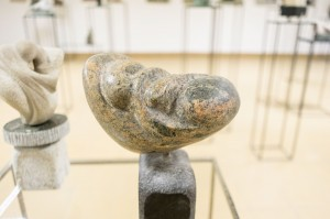 B. Korzh Cocoon', 2015, marble, gabbro