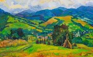 'Latirka Village. Verkhovyna Summer', 2014