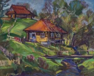 Рейті Янош, 2012, 65х79
