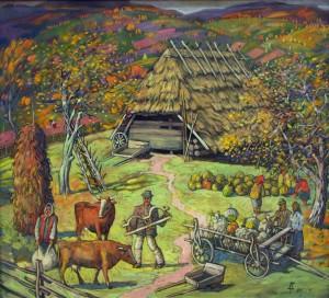 Біля рупи, 2003
