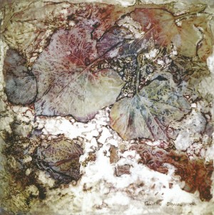 An Autumn One, 2004, acrylic on cardboard, 60х65