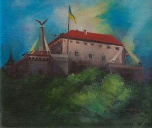 H. Hrenko 'Palanok Castle'