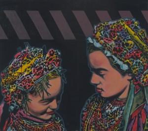 Обидві, 2011, п.а., 80х90