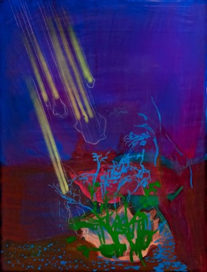 'Астероїд зранку', 2013, 168х150