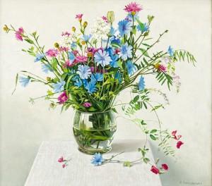Ландовська А. 'Літні квіти'
