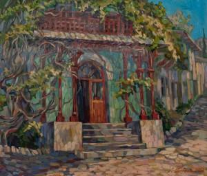 'Corner Of Livadiia', 2007