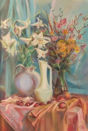 O. Horal-Trishchuk 'Lilies'