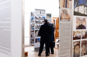 "Exhibition ""Time to build. Restored objects of cultural heritage in the Carpathian Basin"""