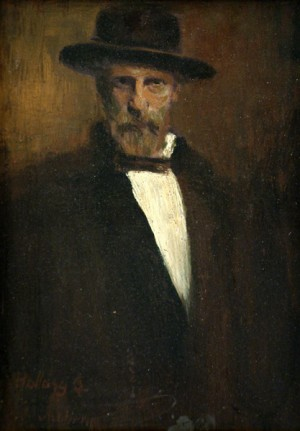 Man In A Hat, 1880s