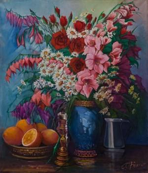 H. Hrenko 'Flowers'