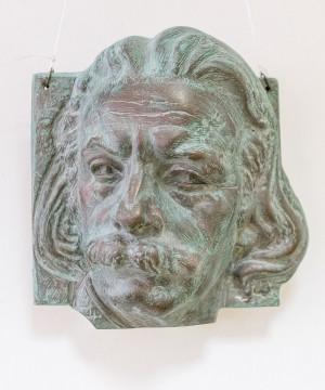 B. Korzh Portrait of I.Chendei', gesso